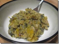 leftover risotto 2