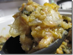 leftover risotto 1