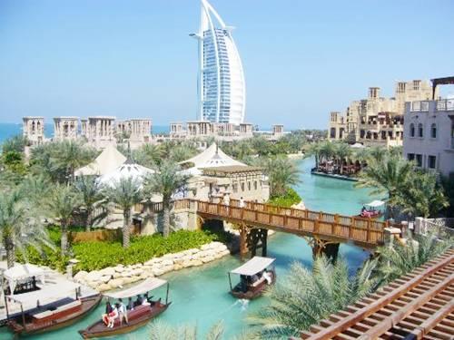 vacaiones en Dubai