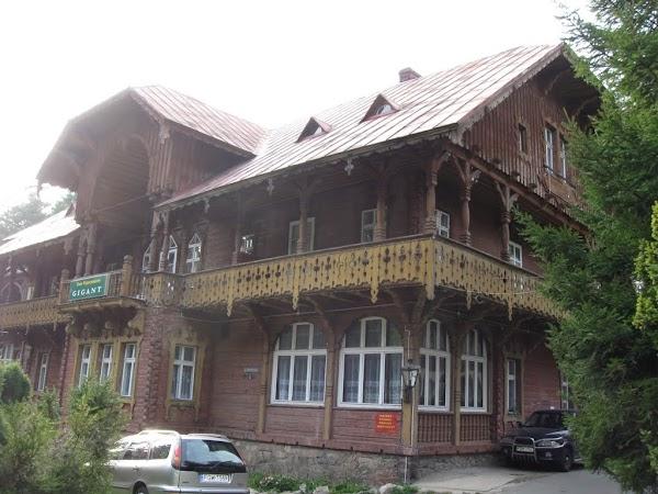 Dom Wypoczynkowy Gigant