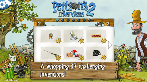 Pettsons Inventions 2 - screenshot