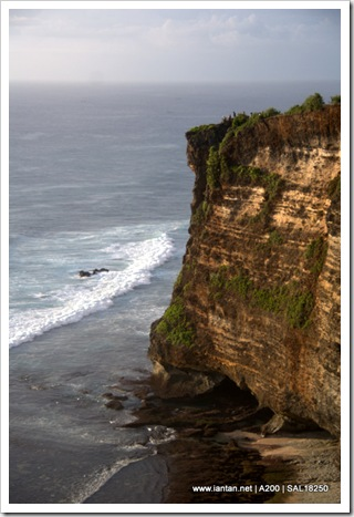 Uluwatu Cliffs
