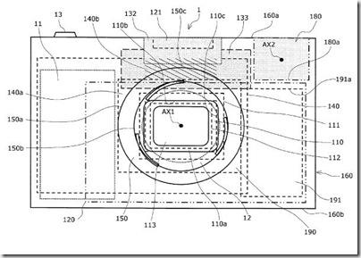 Panasonic GF-2 Patent Figure 3