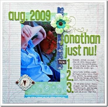 Jonathan just nu