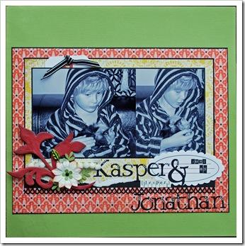Kasper och Jontathan