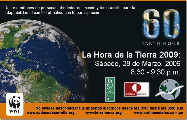 Hora de la Tierra 2009