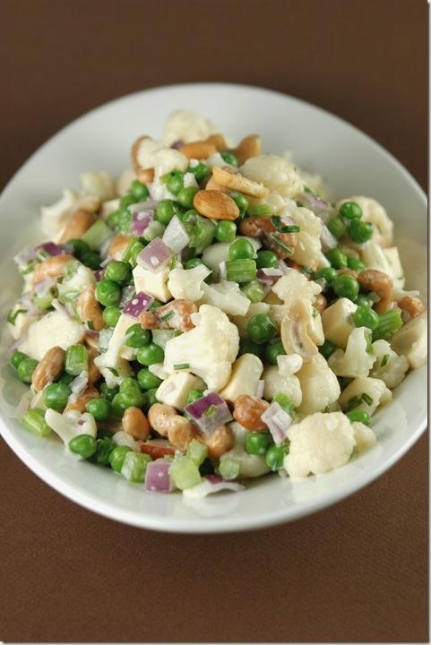 pea salad 4