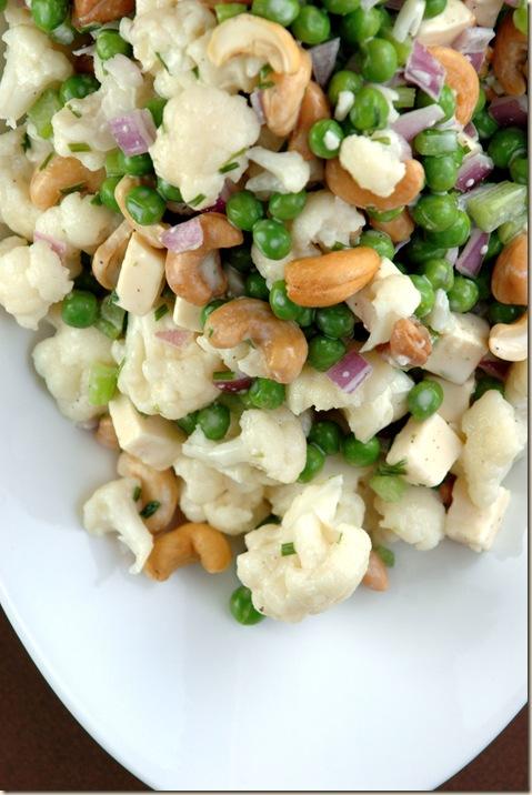pea salad 6