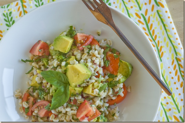 barleu avocado salad 1