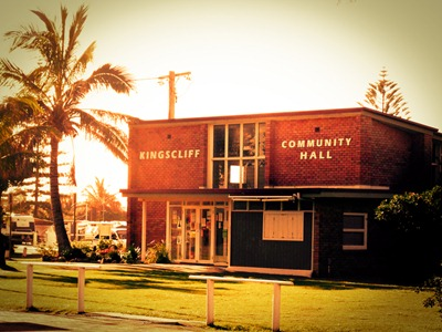 Amanda Watson-Will Kingscliff Community Hall