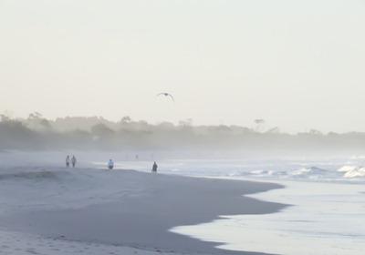 Amanda Watson-Will: afternoon on the beach