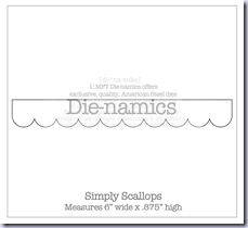 Simply Scallops Die-namicsSM