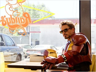 Iron Man 2 - Robert Downey