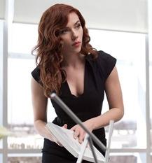 Iron Man 2 - Scarlett Johansen