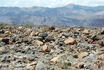 Death Valley - Rocky Terrain