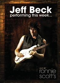 Jeff Beck live at Ronnie Scotts