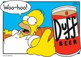 Homer Simpson Beer
