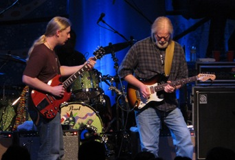 Derek Trucks and Jimmy Herring - 12/03/09 Variety Playhouse