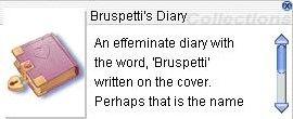 Blue's Diary
