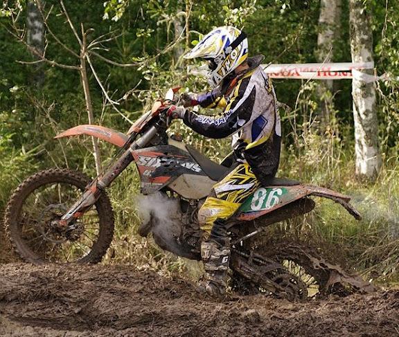 Lars KTM 125 EXC