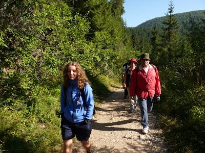 Plimbare spre Cetati