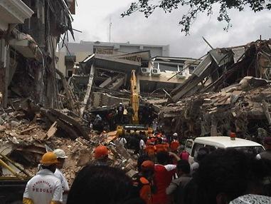Gempa Sumatra Barat - 2006