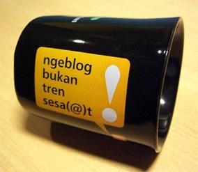 Ngeblog bukan tren sesaat
