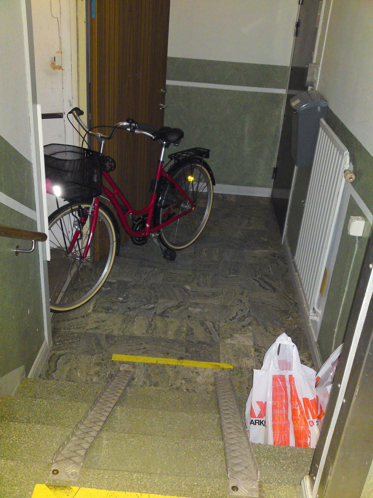 ica maxi cykel