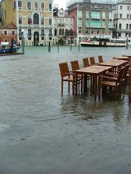 Acqua Alta a Venessia 044