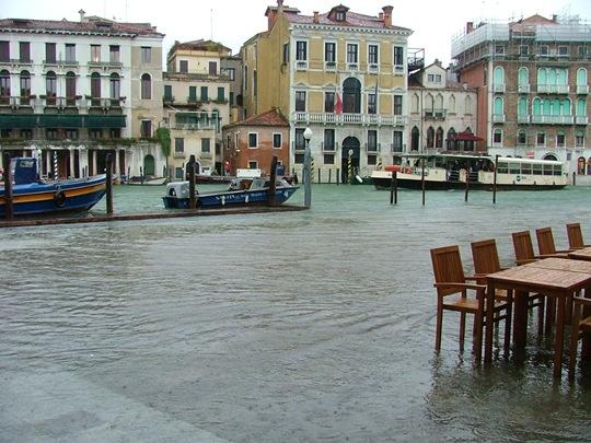 Acqua Alta a Venessia 046
