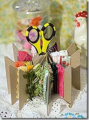 ribbon-card-holder