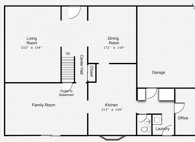 Center hall colonial floor plans quotes Center hall colonial floor plans