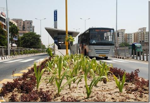 Ahmedabad_BRTS_station