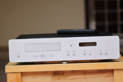 yba cd integre audiophile cd player. Black Bedroom Furniture Sets. Home Design Ideas