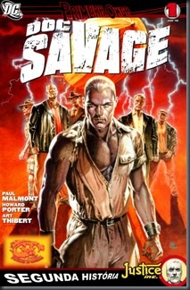 Doc Savage #01 (2010)