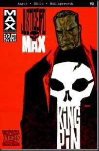 Justiceiro Max #2 (2010)