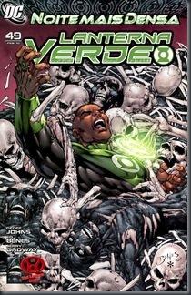 Lanterna Verde #049 (2010)
