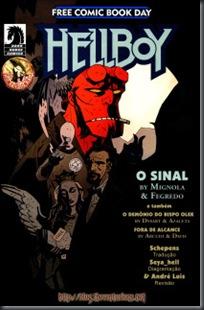 Hellboy Especial de Ano Novo - O Sinal e outras