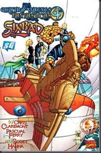 As Quatro Viagens Fantásticas de Sinbad (2001)