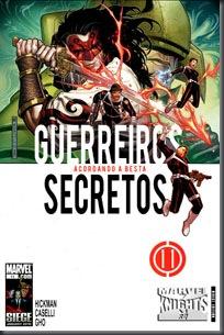 Guerreiros Secretos 11