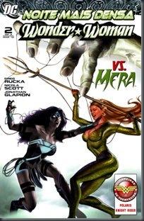 Noite Mais Densa - Mulher-Maravilha #2 (2010)