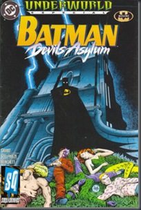 Batman - Asilo do Demônio (1995)