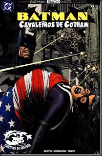 Batman - Cavaleiros de Gotham #39 (2003)