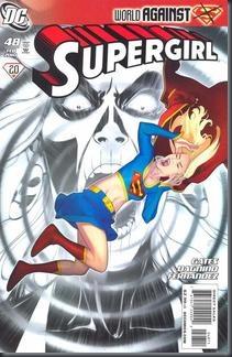 Supergirl # 48 (2009)