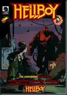 Especial – Primeira Aparição do Hellboy