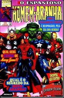O Espantoso Homem-Aranha #439 (1998)