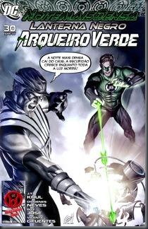 Lanterna Negro Arqueiro verde #30 (2010)