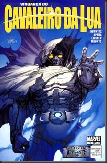 Vingança do Cavaleiro da Lua #06 (2010)