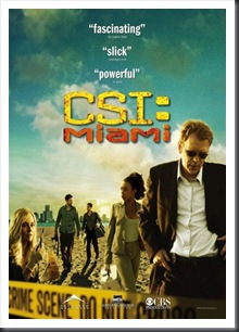 CSI Miami – 8ª Temporada