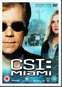 CSI Miami – 5ª Temporada